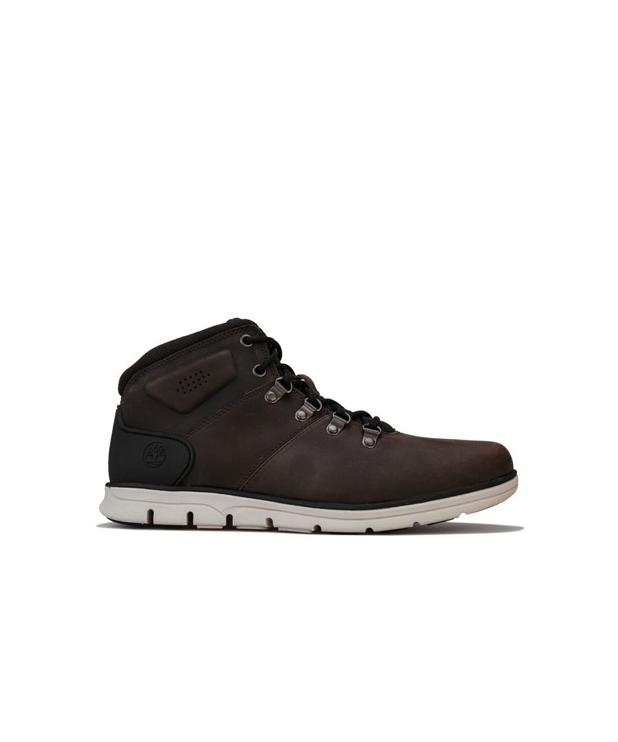 Image for Men's Timberland Bradstreet Hiker Boots in Grey
