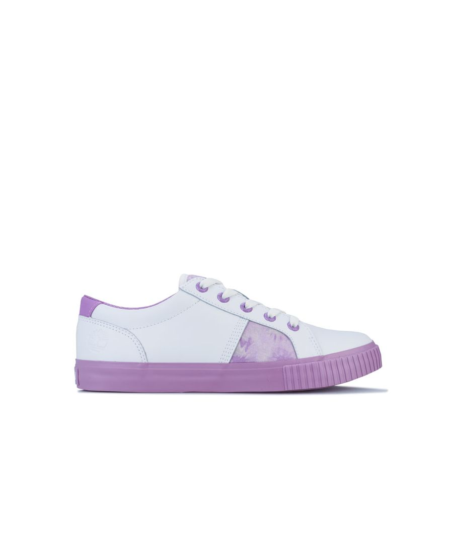 Image for Women's Timberland Skyla Bay Oxford Trainers in White