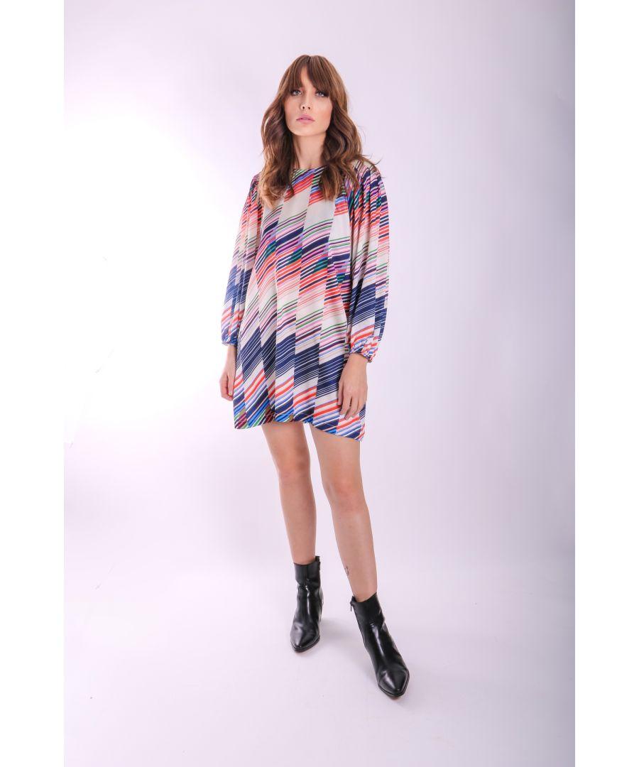 Image for Mini  Mollie Dress in Geometric Print