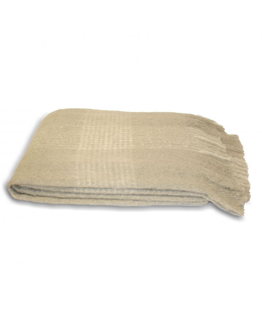 Image for Cairngorm Throw Taupe
