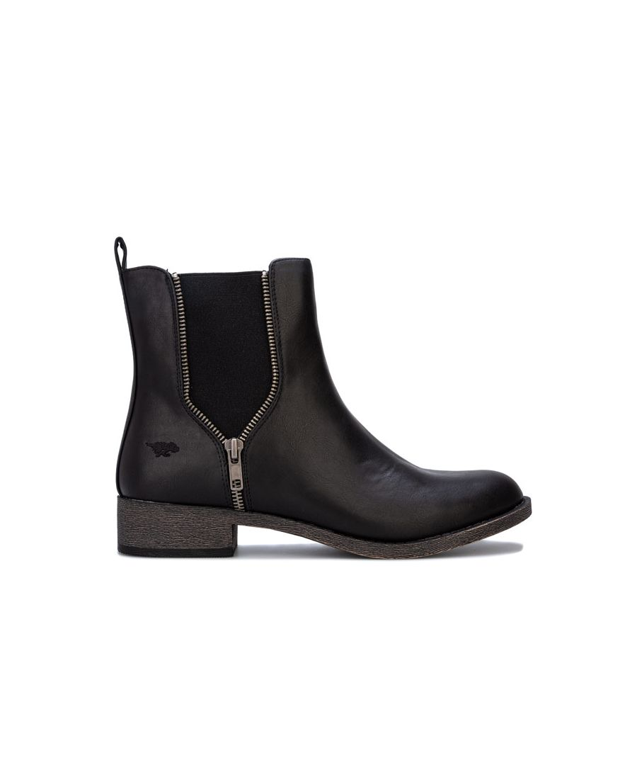 Image for Women's Rocket Dog Camilla Boots in Black
