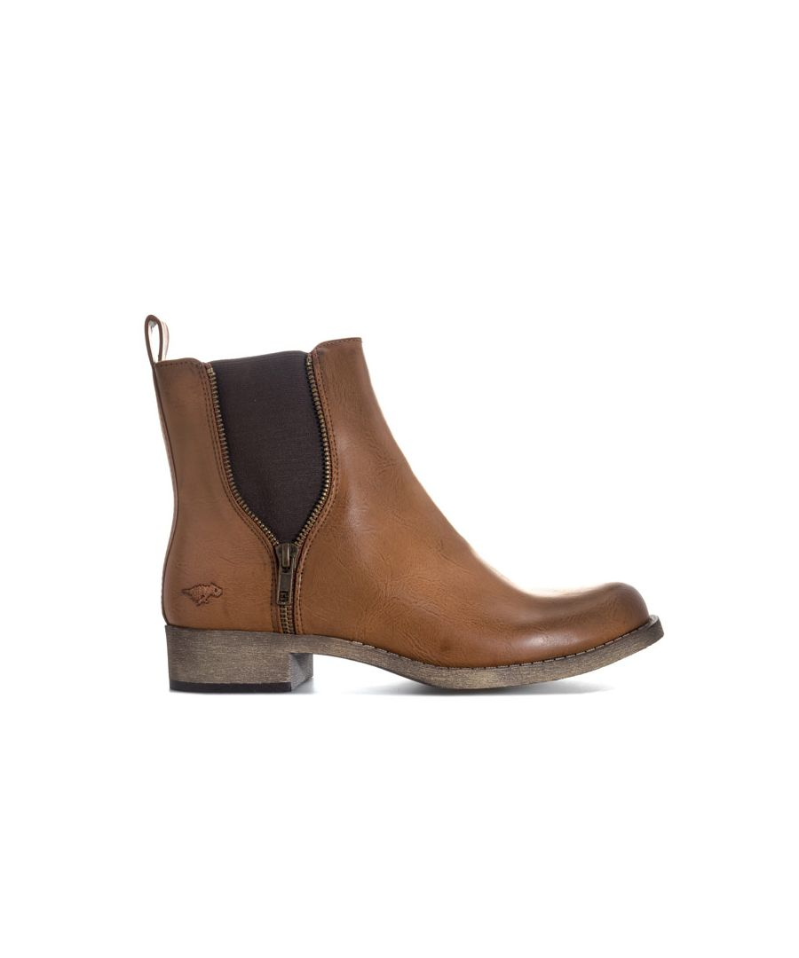 Image for Women's Rocket Dog Camilla Bromley Boots in Brown