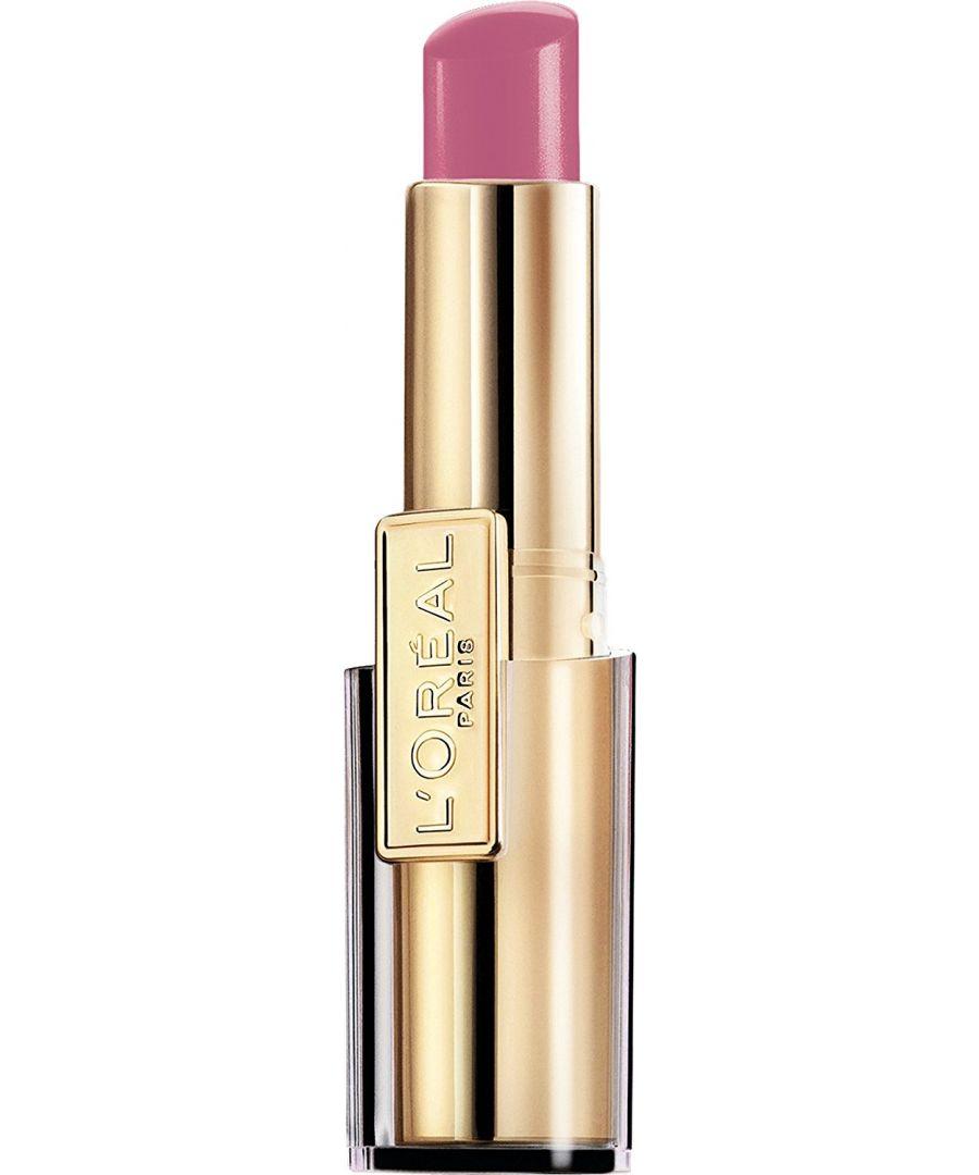 Image for L'Oreal Paris Rouge Caresse Lipsticks - 01 Fashionista Pink