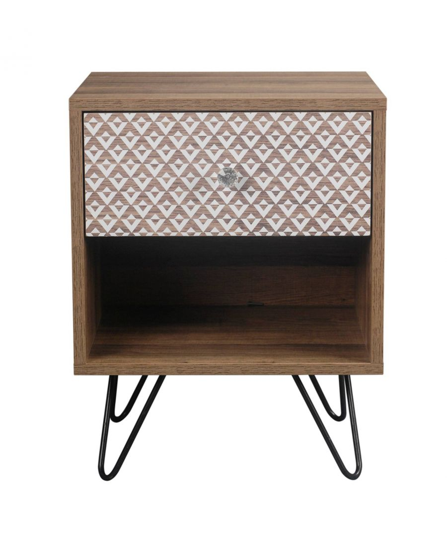 Image for Casablanca Lamp Table Brown