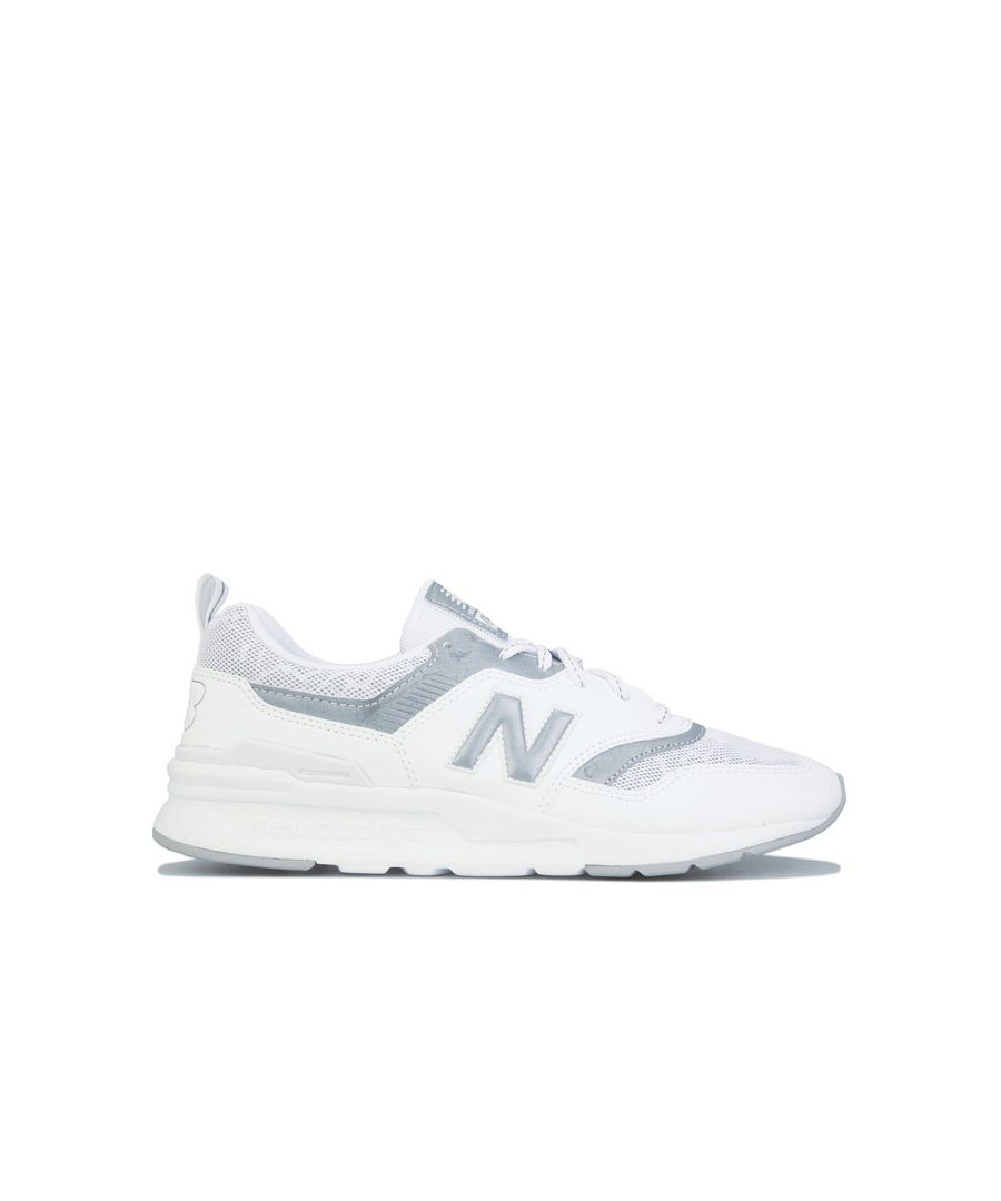 Image for Men's New Balance 997H Trainers in White