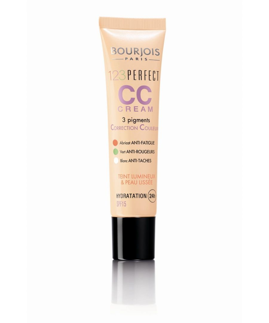 Image for Bourjois Paris 123 Perfect CC Cream SPF 15 30ml - 31 Ivory