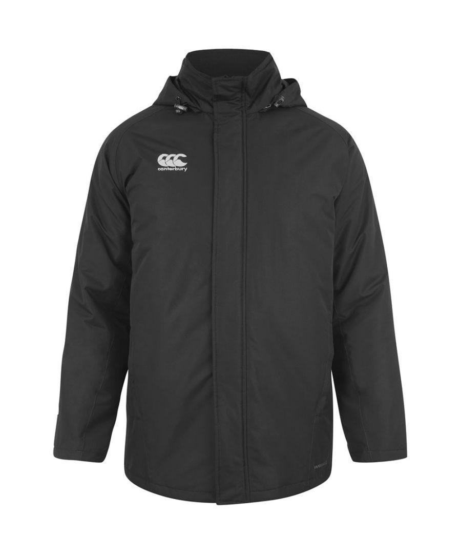 Image for Canterbury Mens Team Stadium Full Zip Padded Jacket