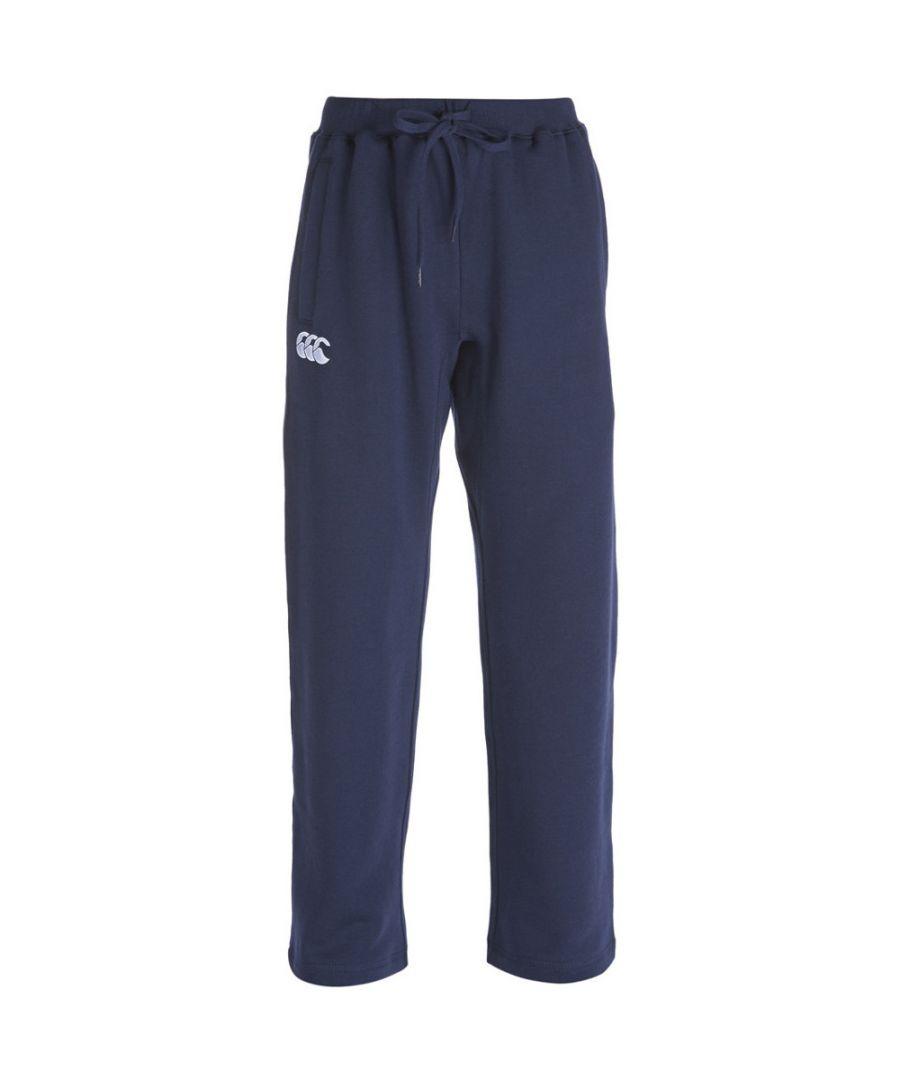 Image for Canterbury Boys CCC Logo Combination Polycotton Sweat Pants