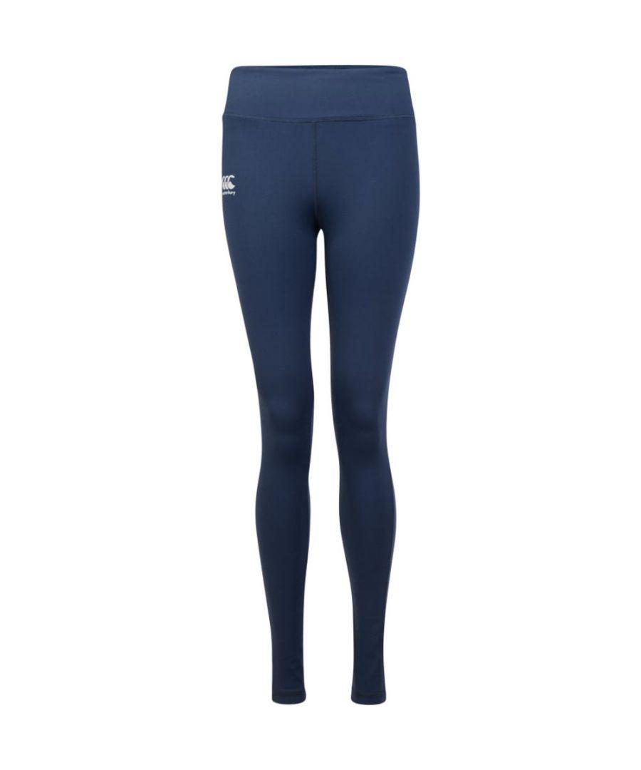 Image for Canterbury Womens/Ladies Vapodri Jogging Tights Pants Trousers