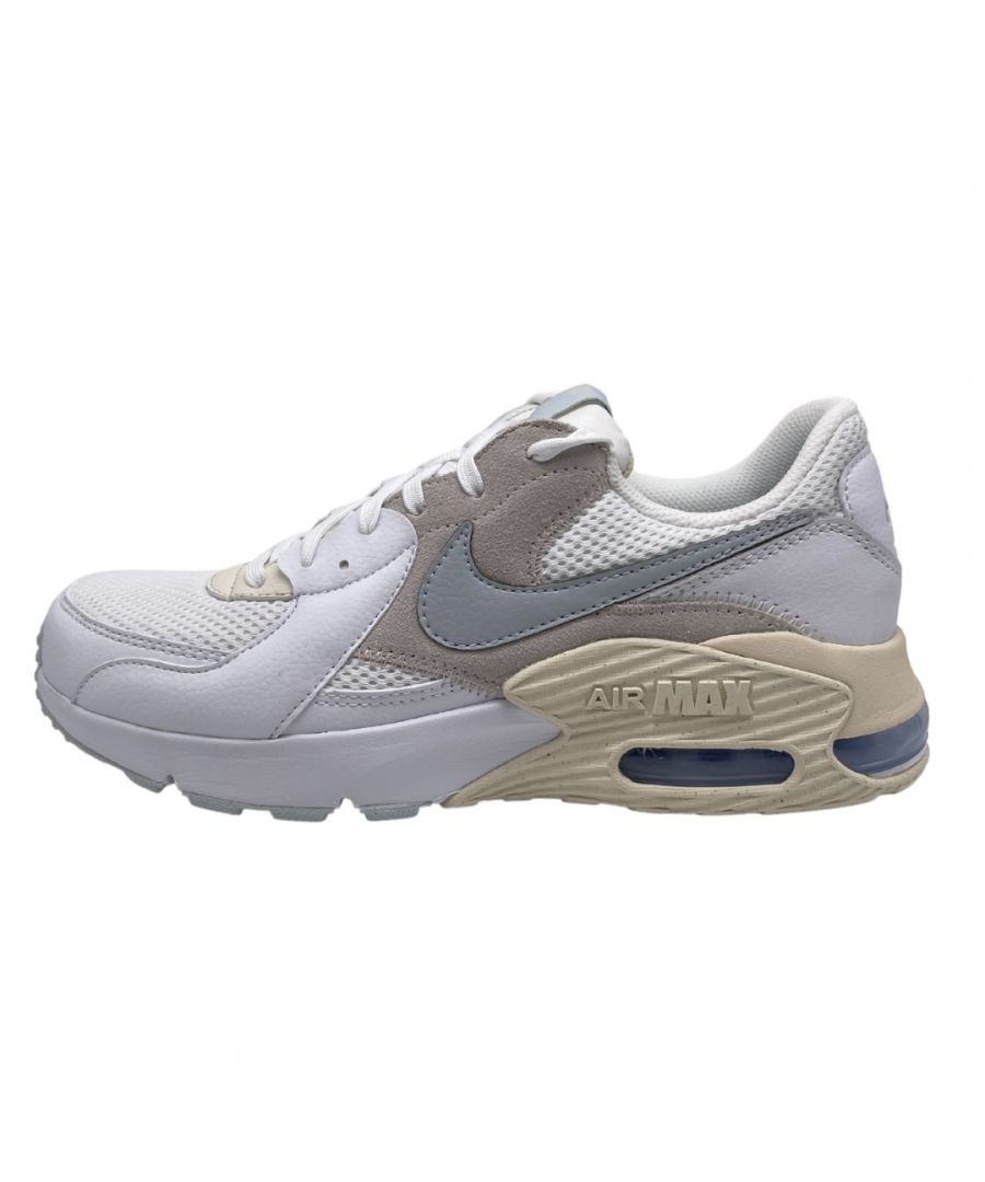 Image for Nike Air Max Excee White Ivory Sneakers