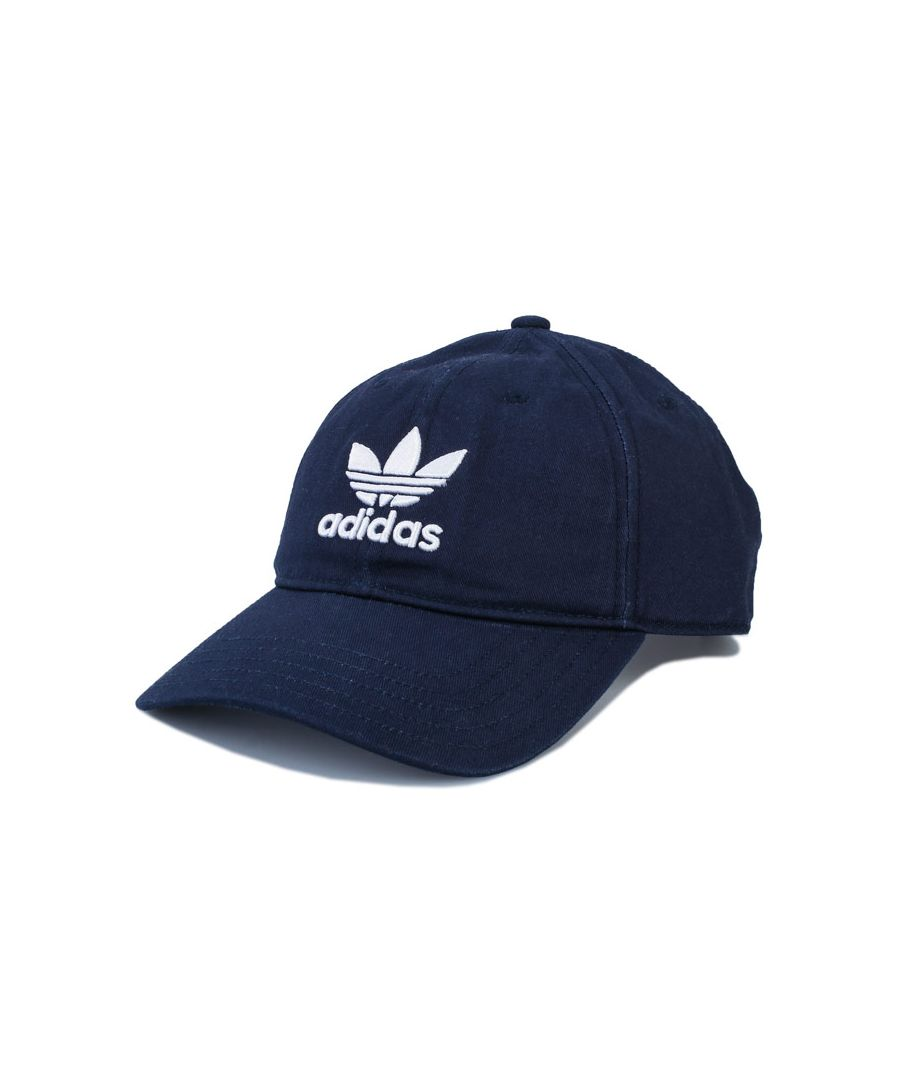 Image for Accessories adidas Originals Trefoil Cap in Navy