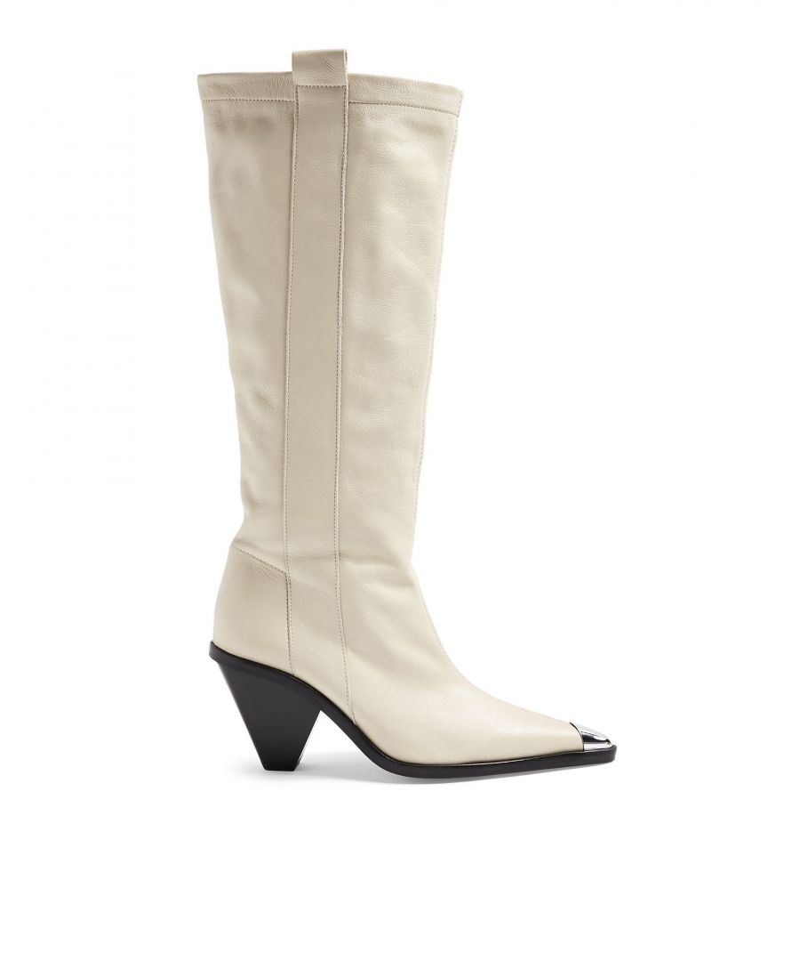 Image for Topshop Women's Boots Bovine