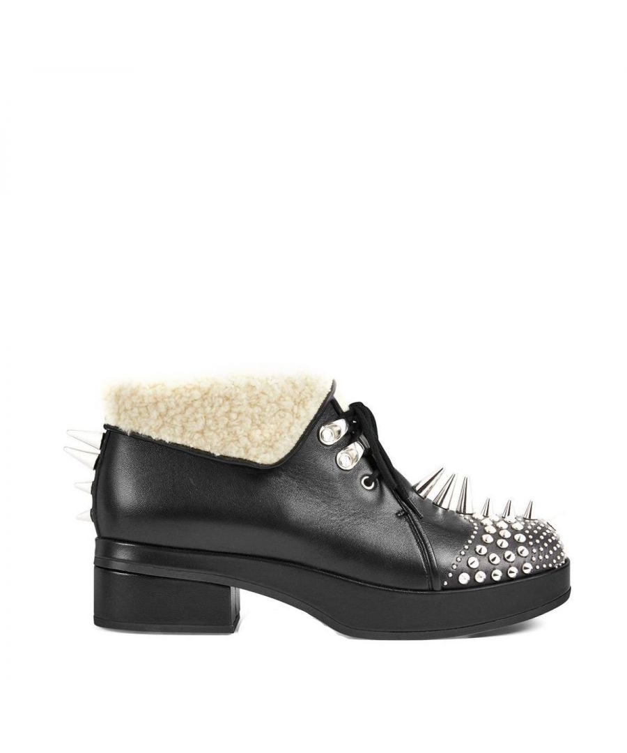 Image for Gucci Studded Ankle Boots