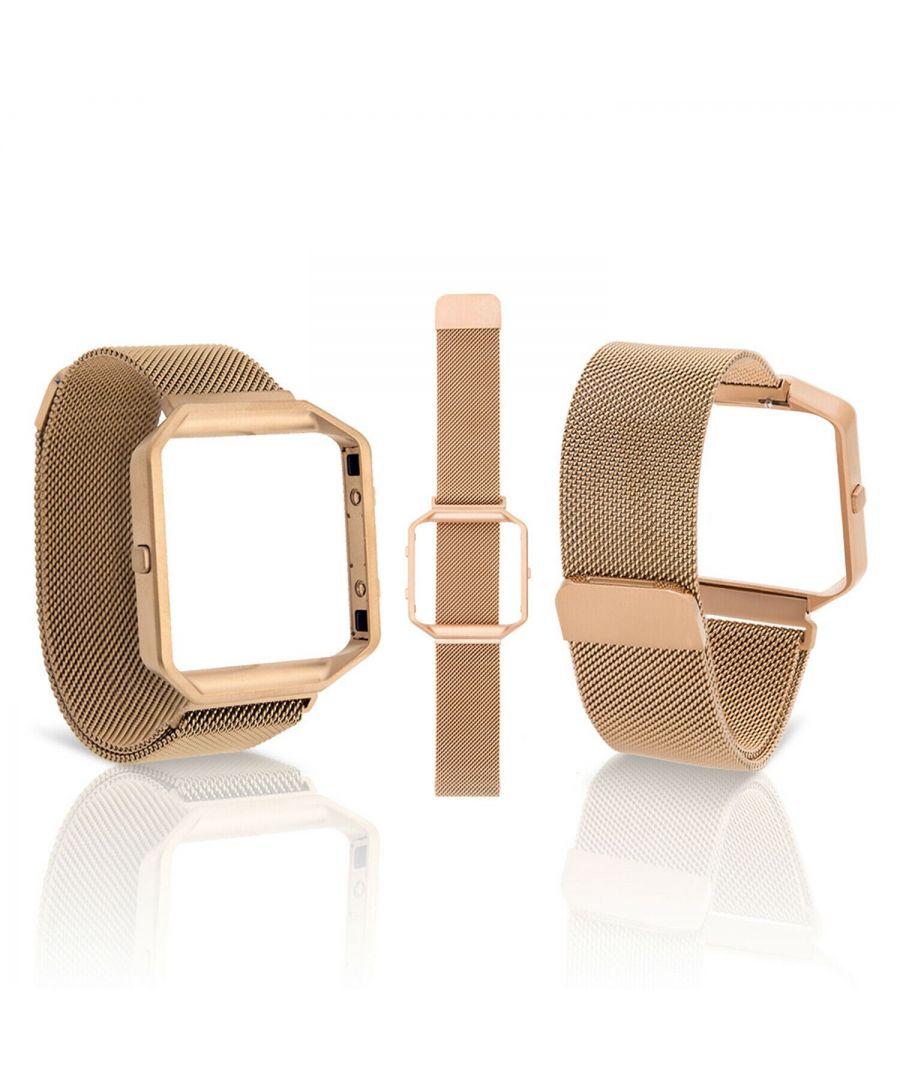Image for Aquarius Fitbit Blaze straps Gold