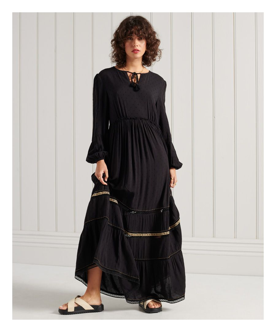 Image for SUPERDRY Ameera Maxi Dress