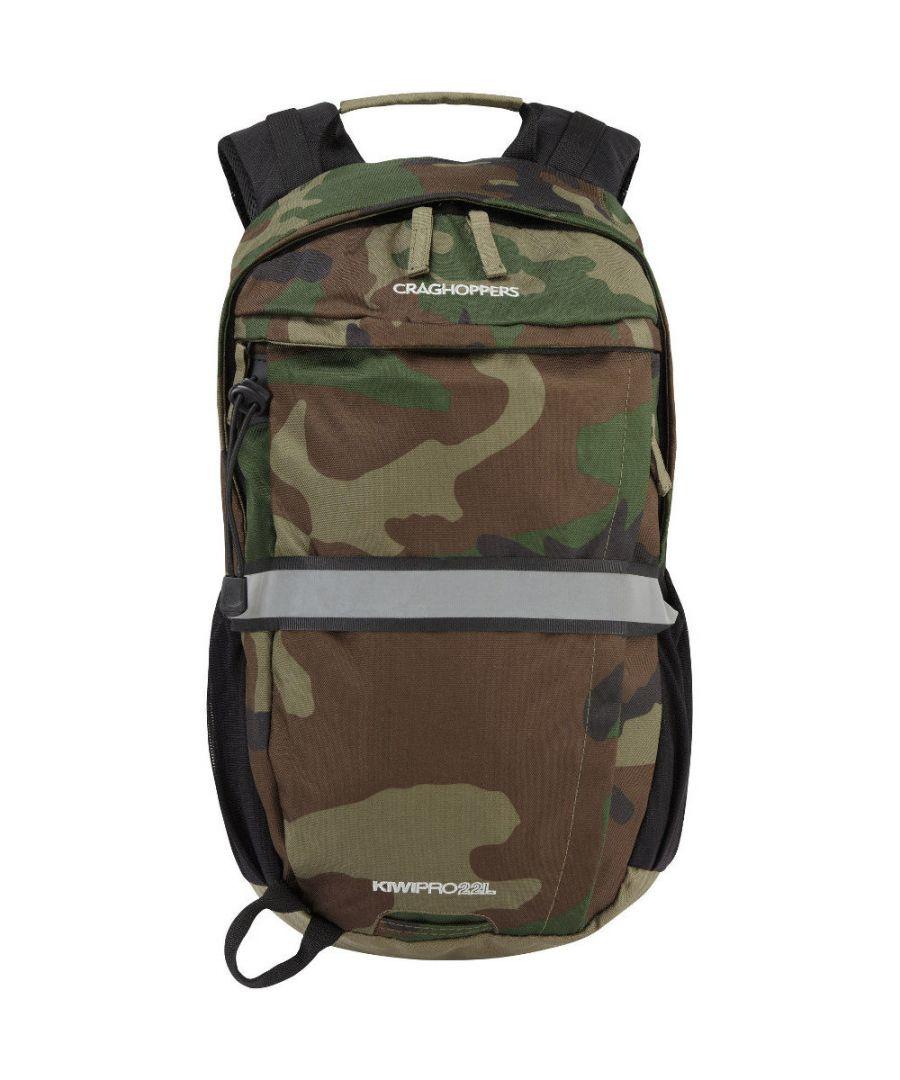 Image for Craghoppers Mens & Womens/Ladies 22 Litre KiwiPro Daypack Bag