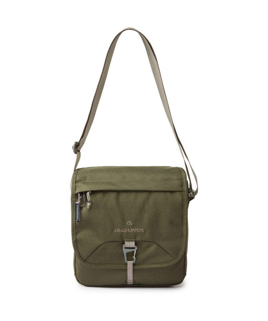 Image for Craghoppers Mens Cross Body Durable Adjustable Messenger Bag