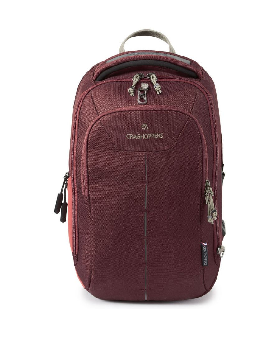 Image for Craghoppers Mens 20 Litre Padded Reflective Laptop Backpack