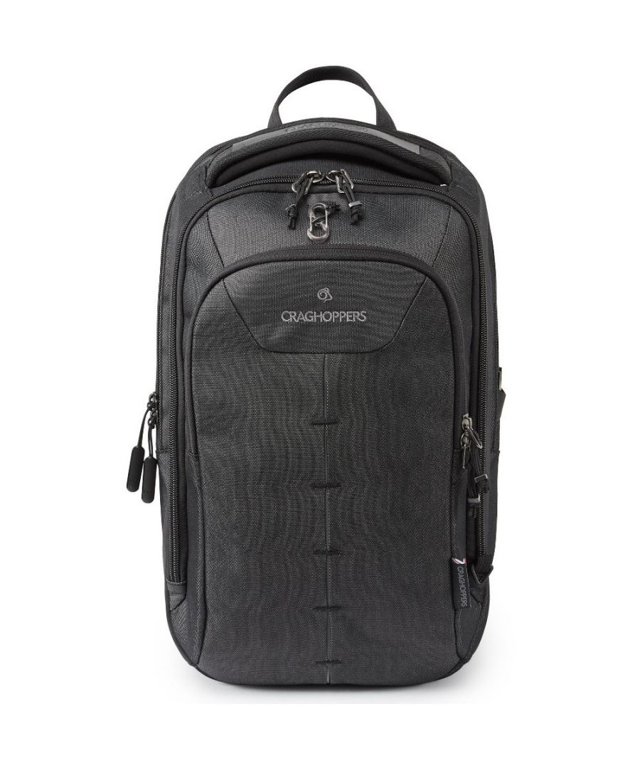 Image for Craghoppers Mens 20 Litre Padded Reflective Laptop Backpack