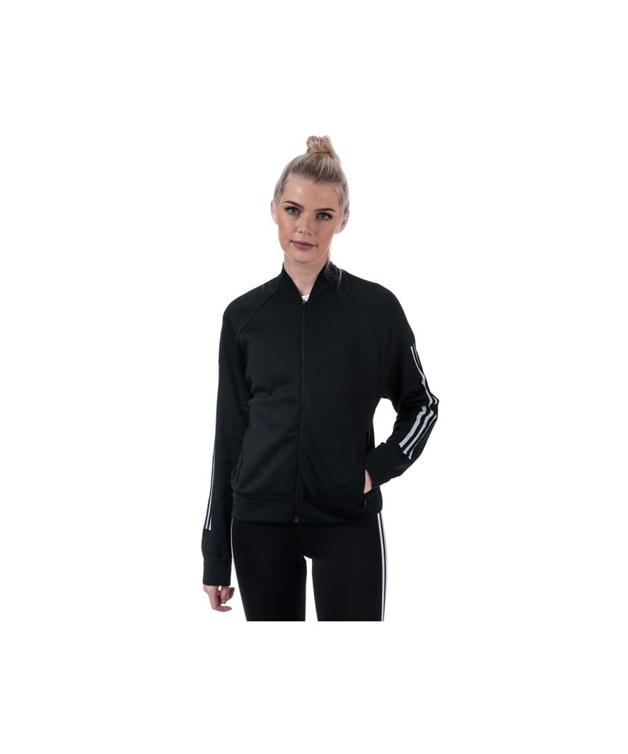 Image for Women's adidas ID Bomber Jacket in Black