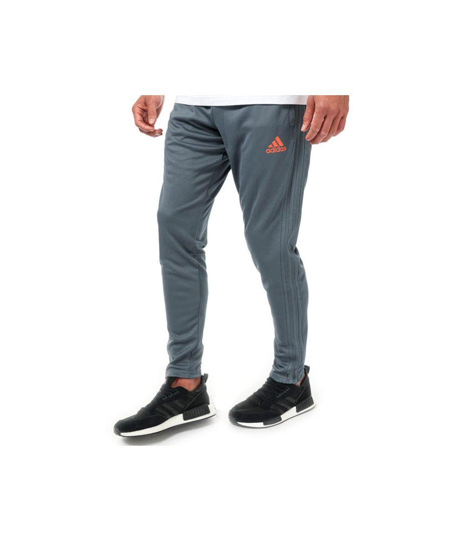Image for Men's adidas Condivo 18 Training Track Pants in Blue Orange