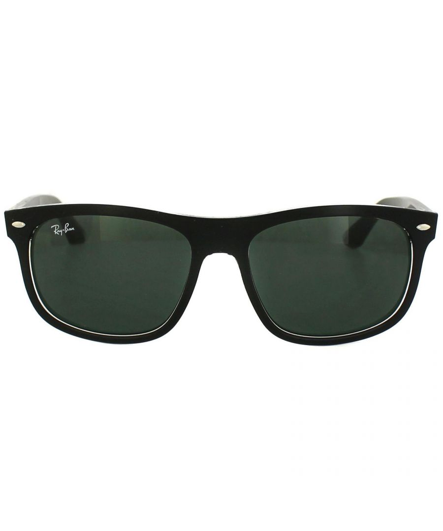 Image for Ray-Ban Sunglasses 4226 605271 Black Green