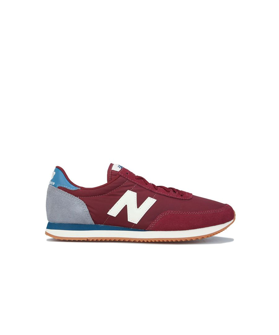 Image for Men's New Balance 720 Trainers in Burgundy