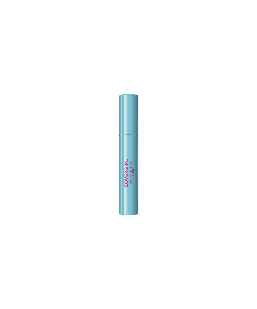 Image for Covergirl The Super Sizer Big Curl Mascara 12ml - 800 Black