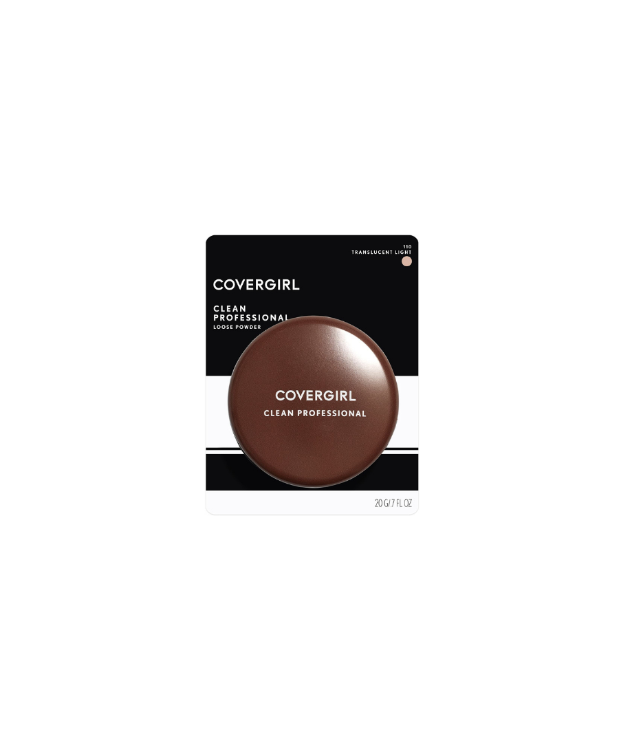 Image for Covergirl Clean Professional Loose Powder 20g - 110 Translucent Light