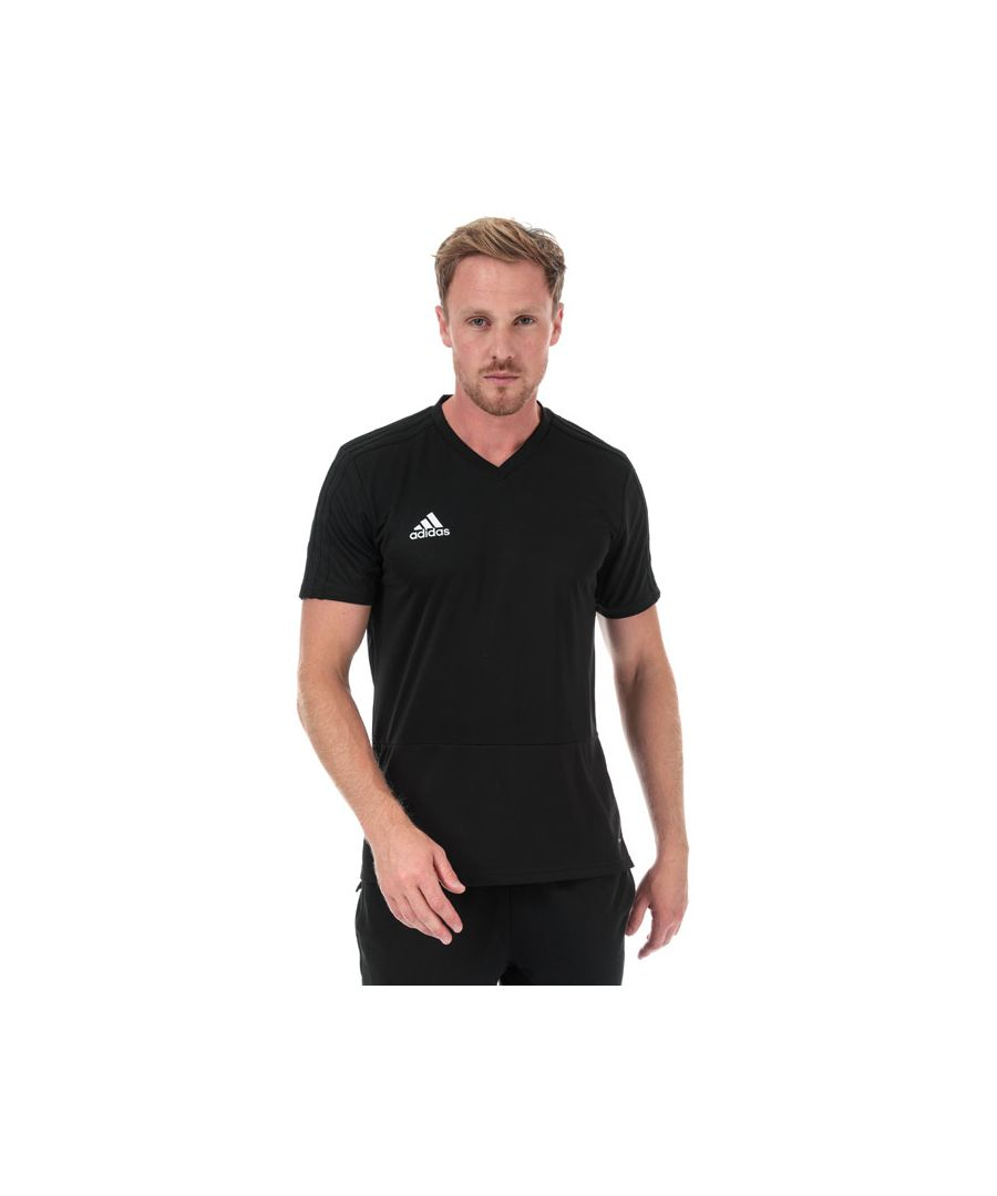 Image for Men's adidas Condivo 18 Training Jersey in Black