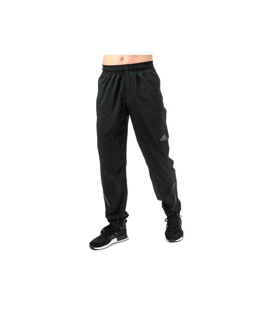 Image for Men's adidas Climacool Workout Track Pants in Black