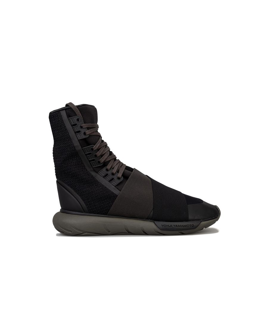 Image for Men's Y-3 Qasa Boots in Black