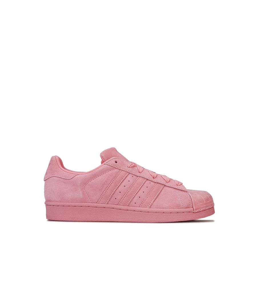 Image for Women's adidas Originals Superstar Trainers in Pink