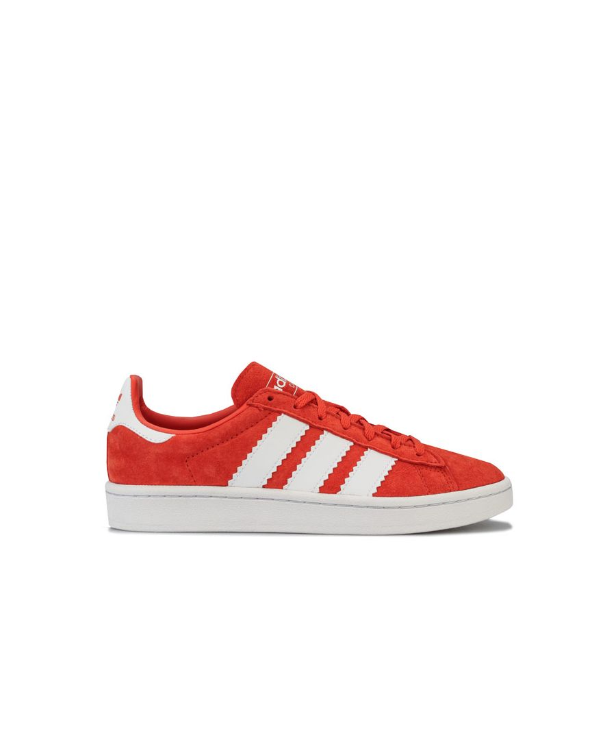 Image for Women's adidas Originals Campus Trainers in Coral