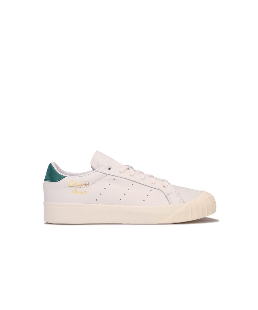 Image for Women's adidas Originals Everyn Trainers in White Green