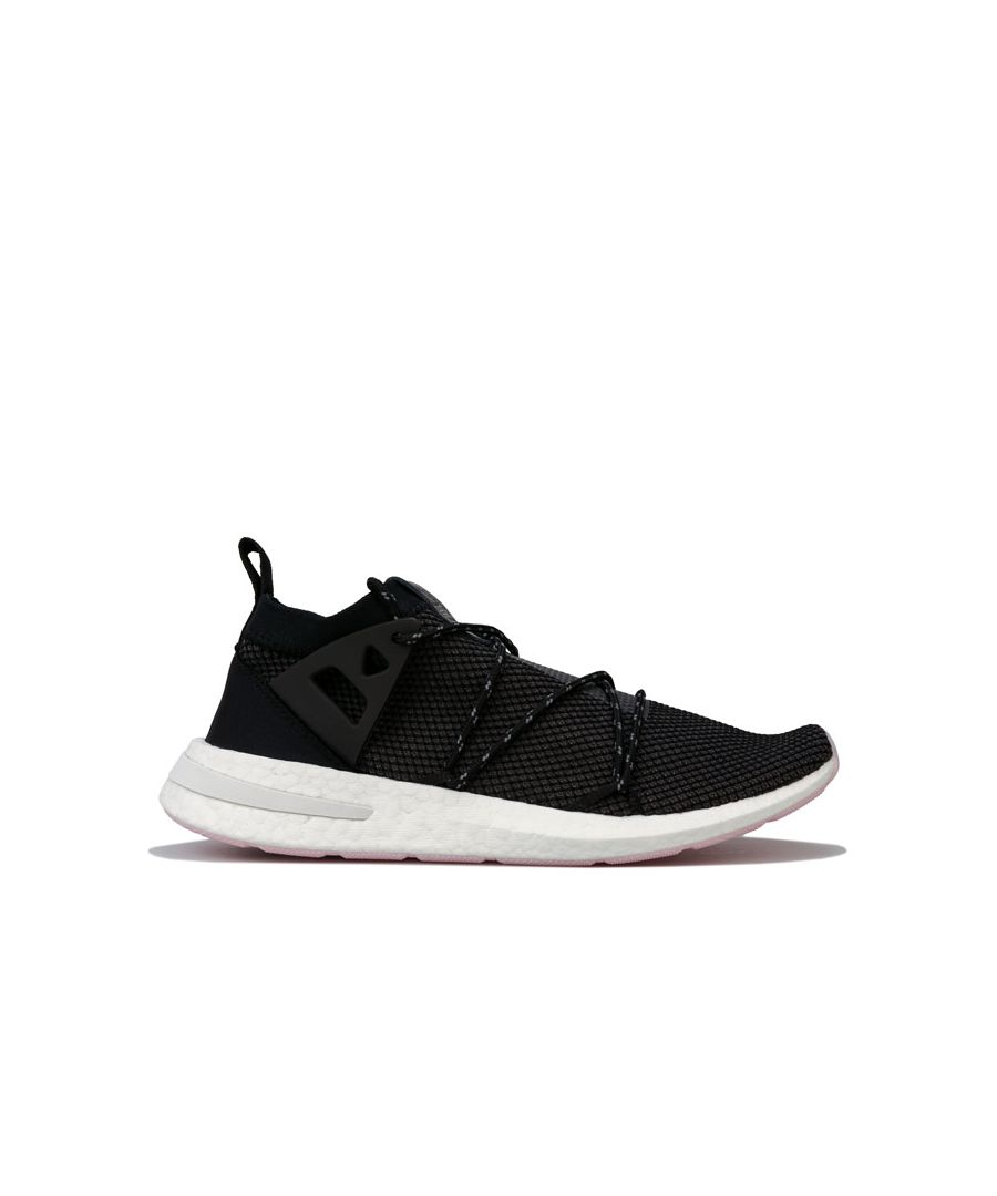 Image for Women's adidas Originals Arkyn Knit Trainers in Black