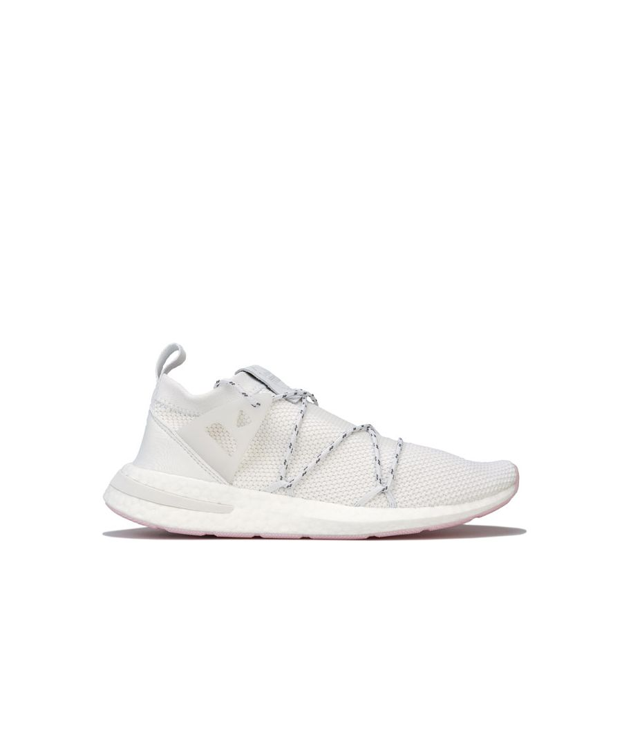 Image for Women's adidas Originals Arkyn Knit Trainers in White