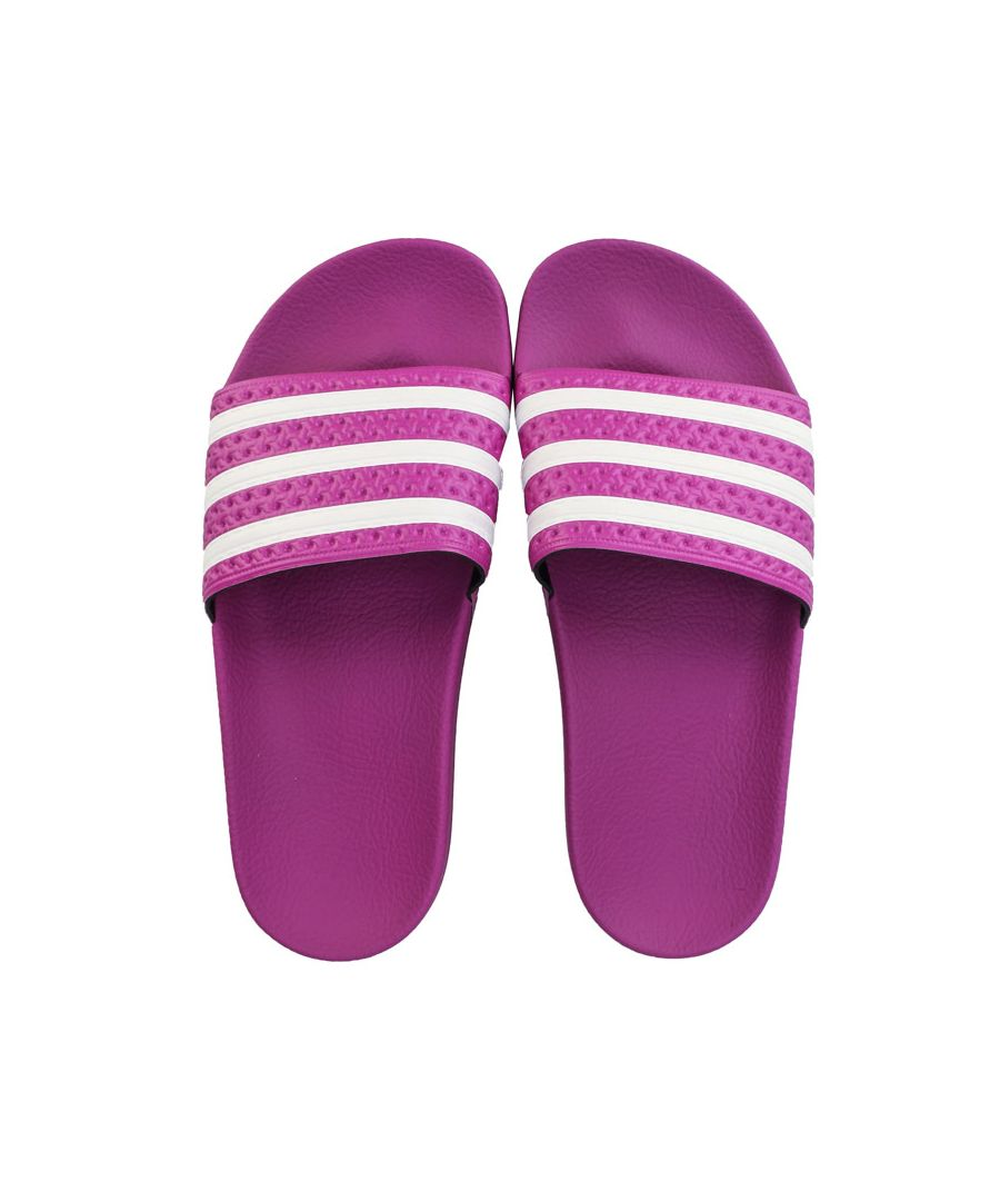 Image for Women's adidas Originals Adilette Slide Sandals in Pink