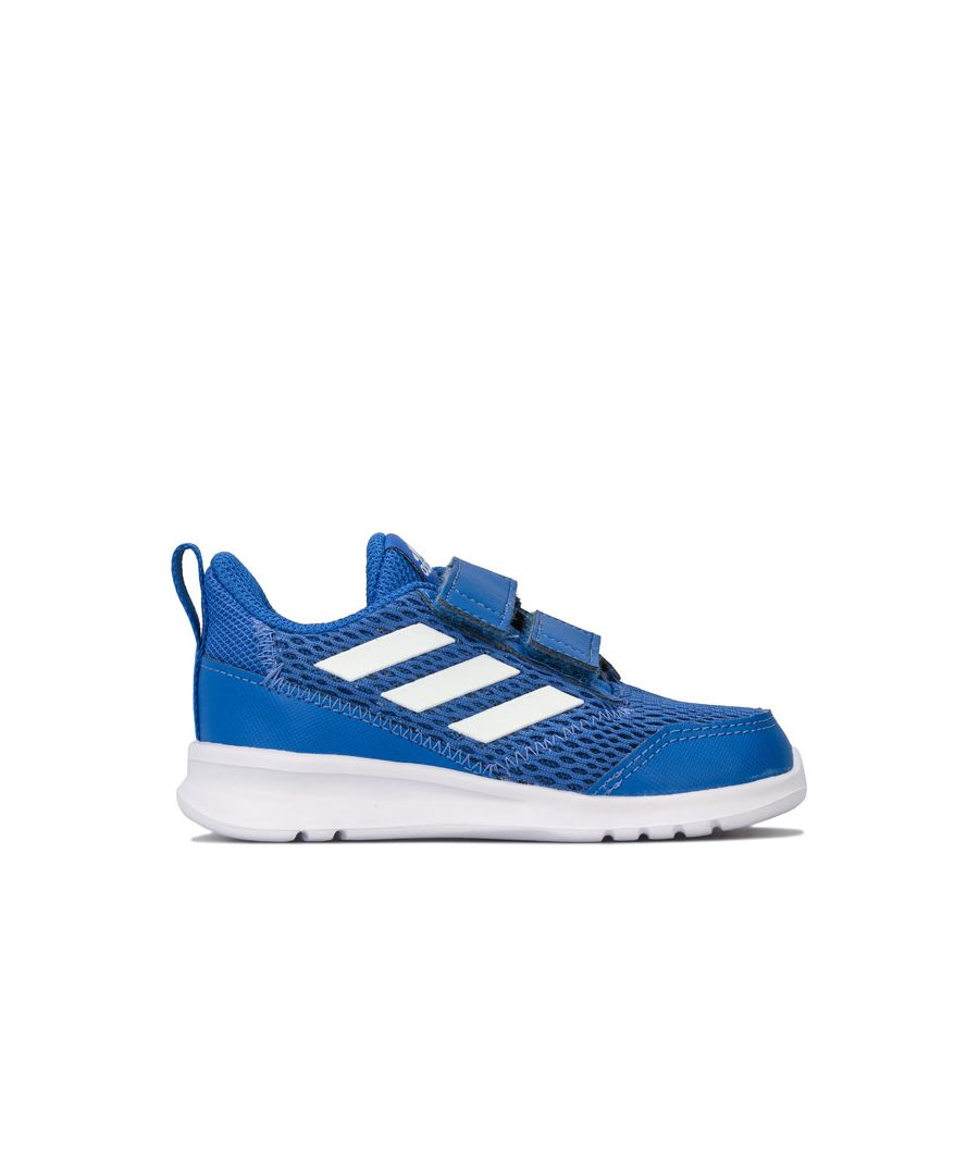 Image for Boy's adidas Infant AltaRun Trainers in Blue