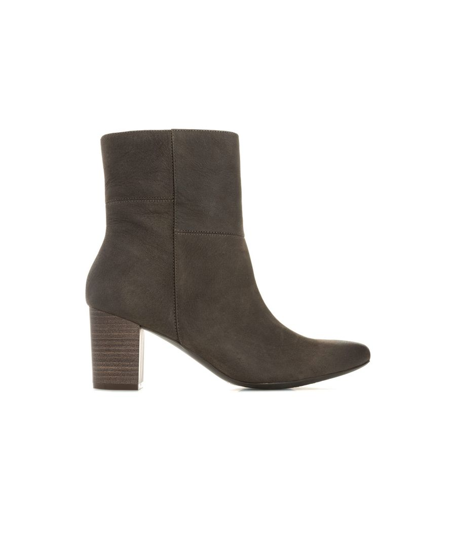 Image for Women's Rockport Gail Patch Ankle Boots in Grey