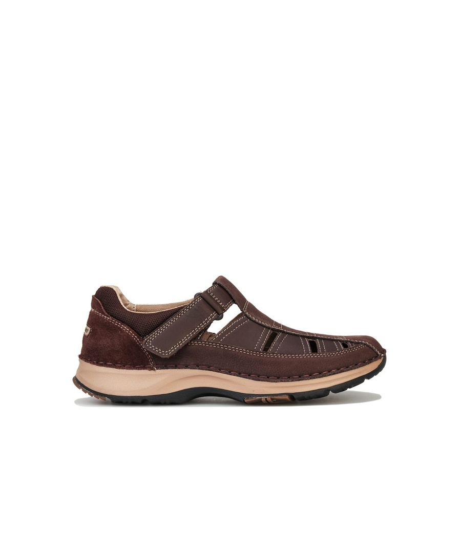 Image for Men's Rockport RocSports Lite Five Fisherman Sandal in Chocolate