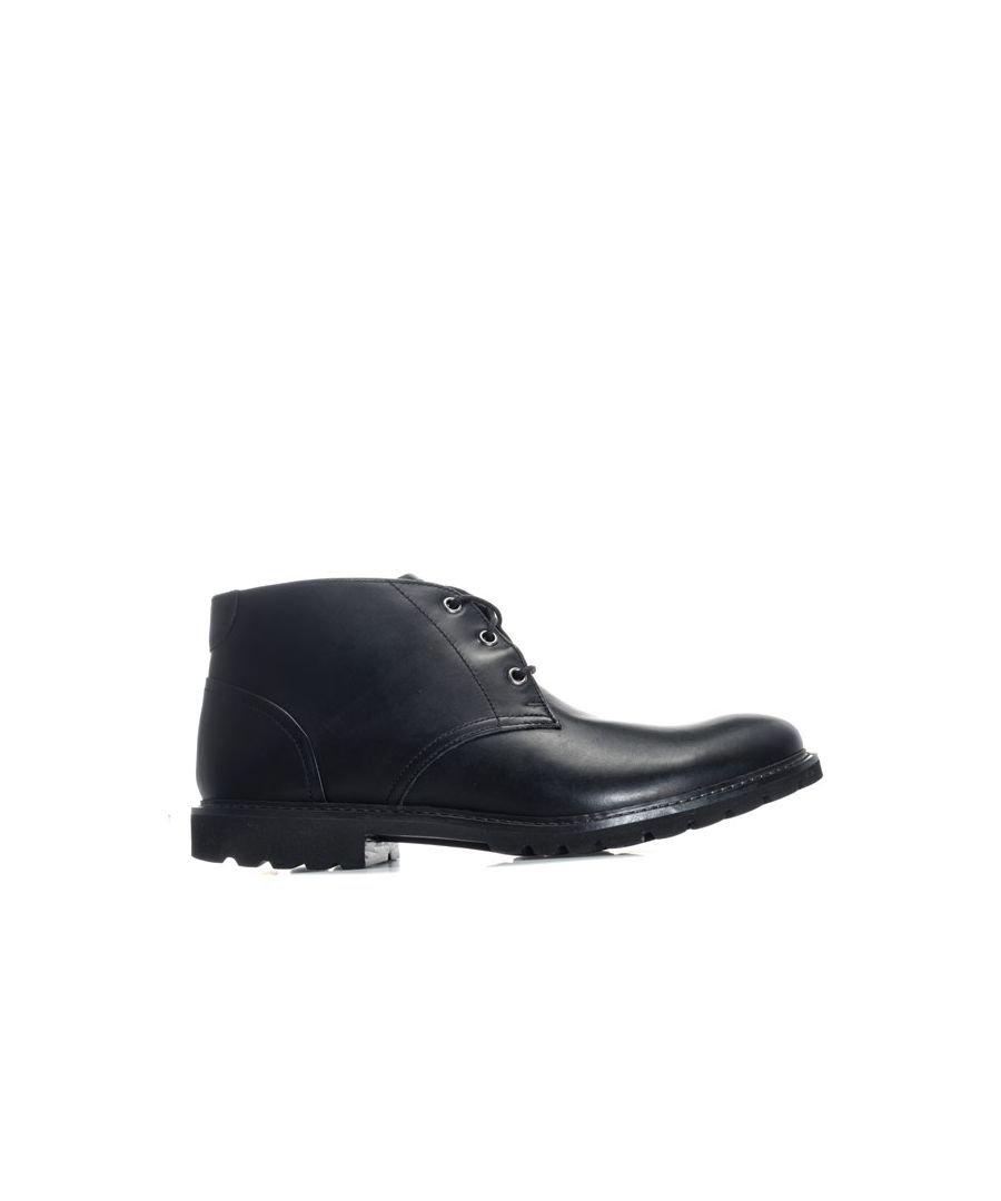 Image for Men's Rockport Sharp & Ready Chukka Boot in Black