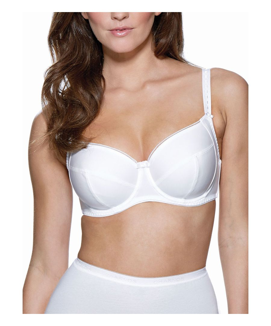 Image for Everyday Full Cup Side Support Bra