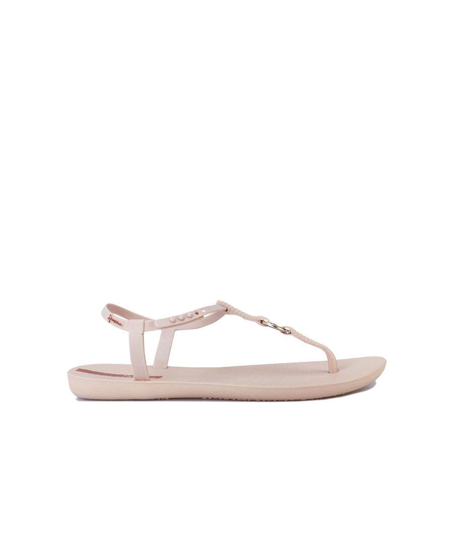 Image for Women's Ipanema Charm Link Sandals in Ivory