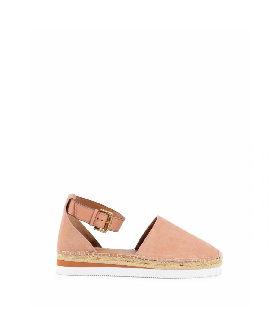 Image for Chloe Womens Sandal Pink SB26150A CIPRIA SIERRA