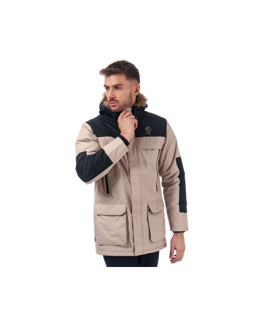 Image for Men's Gym King Knuckles Parka in Mocha