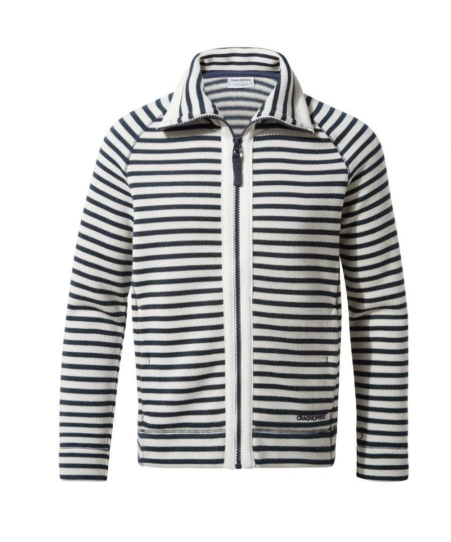 Image for Craghoppers Girls Manuela Insulated Full Zip Fleece Jacket