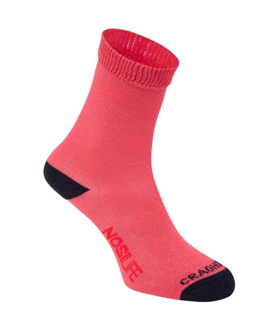 Image for Craghoppers Boys Nosi Life Lightweight Walking Socks