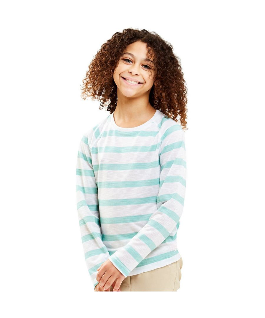 Image for Craghoppers Girls Nosi Life Paola Light Walking T Shirt