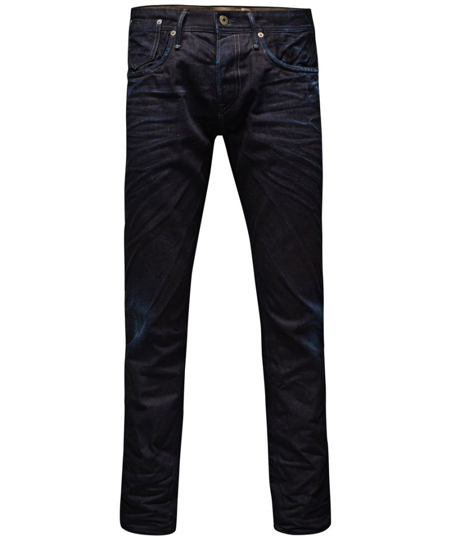 Image for Jack and Jones Clark Leon BL 365 Jeans